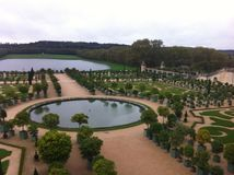 Versalles de Jardin Imagens de Stock