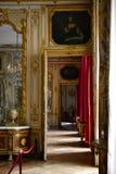 Versalles, Francia: Jardines del palacio de Versalles cerca de París, Francia imagen de archivo