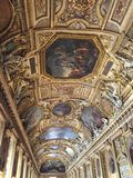 Versalles interior fotografía de archivo