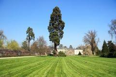 Versalles, jardín de Marie Antonieta foto de archivo