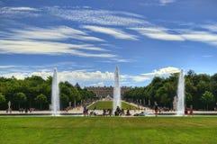 Versalles, París Fotografía de archivo libre de regalías