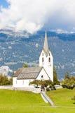 Versam, Switzerland. Versam in canton Graubunden, Switzerland Royalty Free Stock Photo