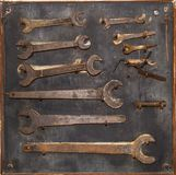 Versammlungsschlüssel lizenzfreie stockfotos