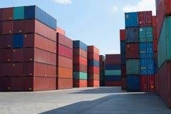Versand- und Logistiktransportindustrie lizenzfreie stockfotografie