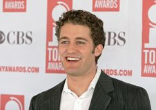 Matthew Morrison at Meet the Nominees Press Reception for the 2005 Tony Awards in NYC
