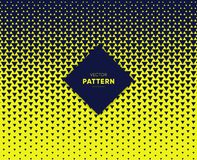Vector halftone for backgrounds and designs stock illustration