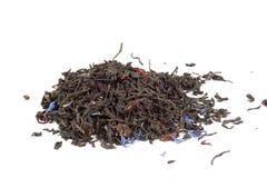 Verschütteter Tee Lizenzfreies Stockfoto
