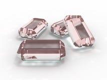Verscheidene juwelen Stock Fotografie