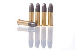 Verscheidene kogels Royalty-vrije Stock Fotografie