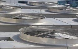 Verscheidene ventilators Royalty-vrije Stock Afbeeldingen
