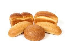 Verscheidenheid van brood stock fotografie