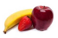 Verscheidenheid van Fruit Royalty-vrije Stock Fotografie