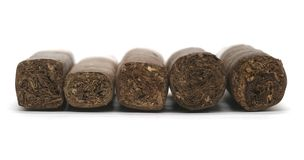 Verscheidenheid van Sigaren Stock Foto