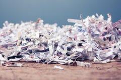 Verscheurd document royalty-vrije stock fotografie