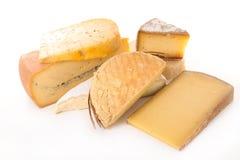 Verschieden vom Käse lizenzfreie stockfotografie