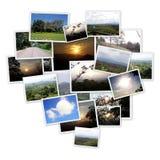 Verschieden von den Abbildungen Lizenzfreies Stockfoto