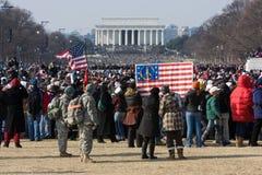 Verschiedenartigkeit für Obama lizenzfreie stockfotografie