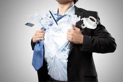 Verschiedenartigkeit im Geschäft Lizenzfreies Stockbild
