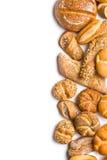 Verschiedene Arten des Brotes Lizenzfreie Stockfotos