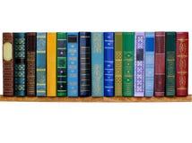Verschiedene Bücher Lizenzfreie Stockbilder