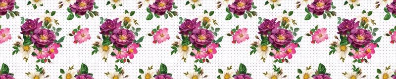 Verschiedene Blumen Stockfotos