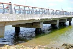 Verschiedene Brücken überall vorhanden lizenzfreie stockbilder