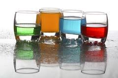Verschiedene Cocktails # 4 Lizenzfreie Stockfotos