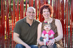 Verschiedene Familie Lizenzfreie Stockbilder