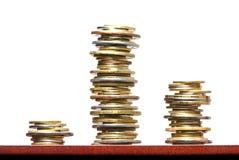 Verschiedene Finanzgelegenheiten Stockfotos