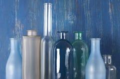 Verschiedene Flaschen eingestellt Lizenzfreies Stockbild