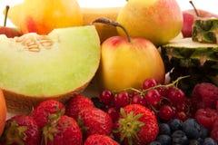 Verschiedene Frucht Stockfotos