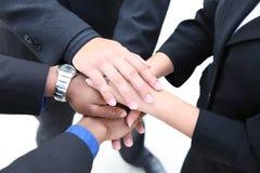 Verschiedene Gruppen-Teamwork Stockfotos