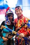 Verschiedene Kulturen an BIT 2012   Stockfotografie