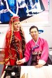 Verschiedene Kulturen an BIT 2012    Lizenzfreies Stockfoto