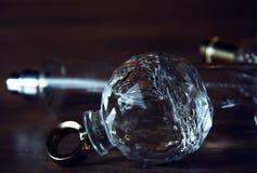 Verschiedene Parfümflaschen Lizenzfreie Stockfotos