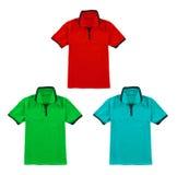 Verschiedene T-Shirts Lizenzfreies Stockfoto