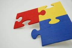 Verschiedene Teamwork stockbild