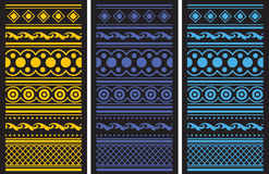 Verschiedene Varianten der Farbe sind möglich Stockfotos