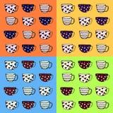 Verschiedene Varianten der Farbe sind möglich Stockfotografie