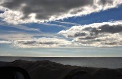 Verschiedene Wolken stockfotos