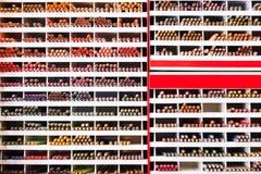 Verschiedener Bleistift im Shop Stockfoto