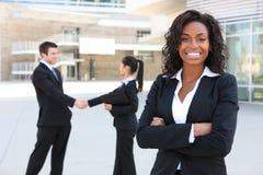 Verschiedenes attraktives Geschäfts-Team Lizenzfreie Stockbilder
