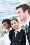 Verschiedenes attraktives Geschäfts-Team Lizenzfreie Stockfotos