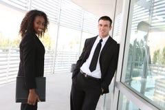Verschiedenes Geschäfts-Team Lizenzfreie Stockfotografie