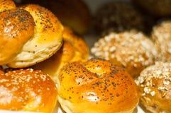 Verschiedenes gesundes Brot Lizenzfreies Stockbild