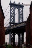 Verschijning in New York stock afbeelding