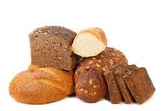 Verschillend brood Stock Afbeeldingen