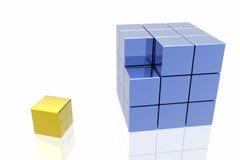 Verschillend element Stock Afbeelding