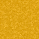 Verschillend patroon op goud Royalty-vrije Stock Foto
