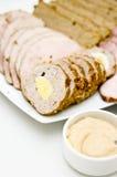 Verschillend vlees Stock Fotografie